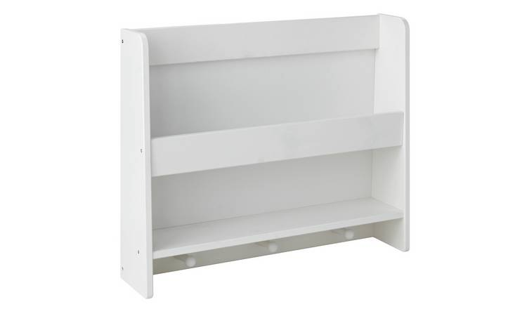Argos Home Scandinavia White Shelving Unit