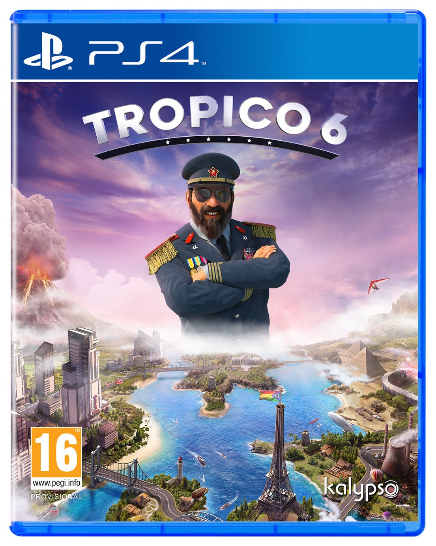Tropico 6 PS4 Pre-Order Game