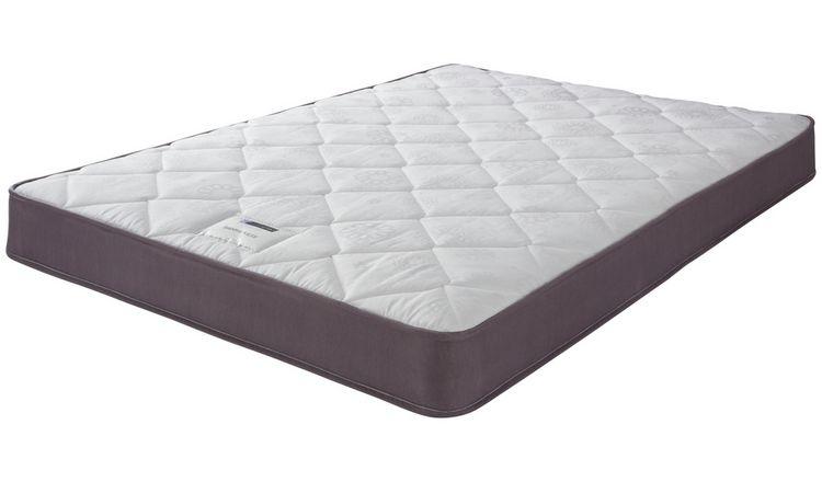 milton memory foam mattress