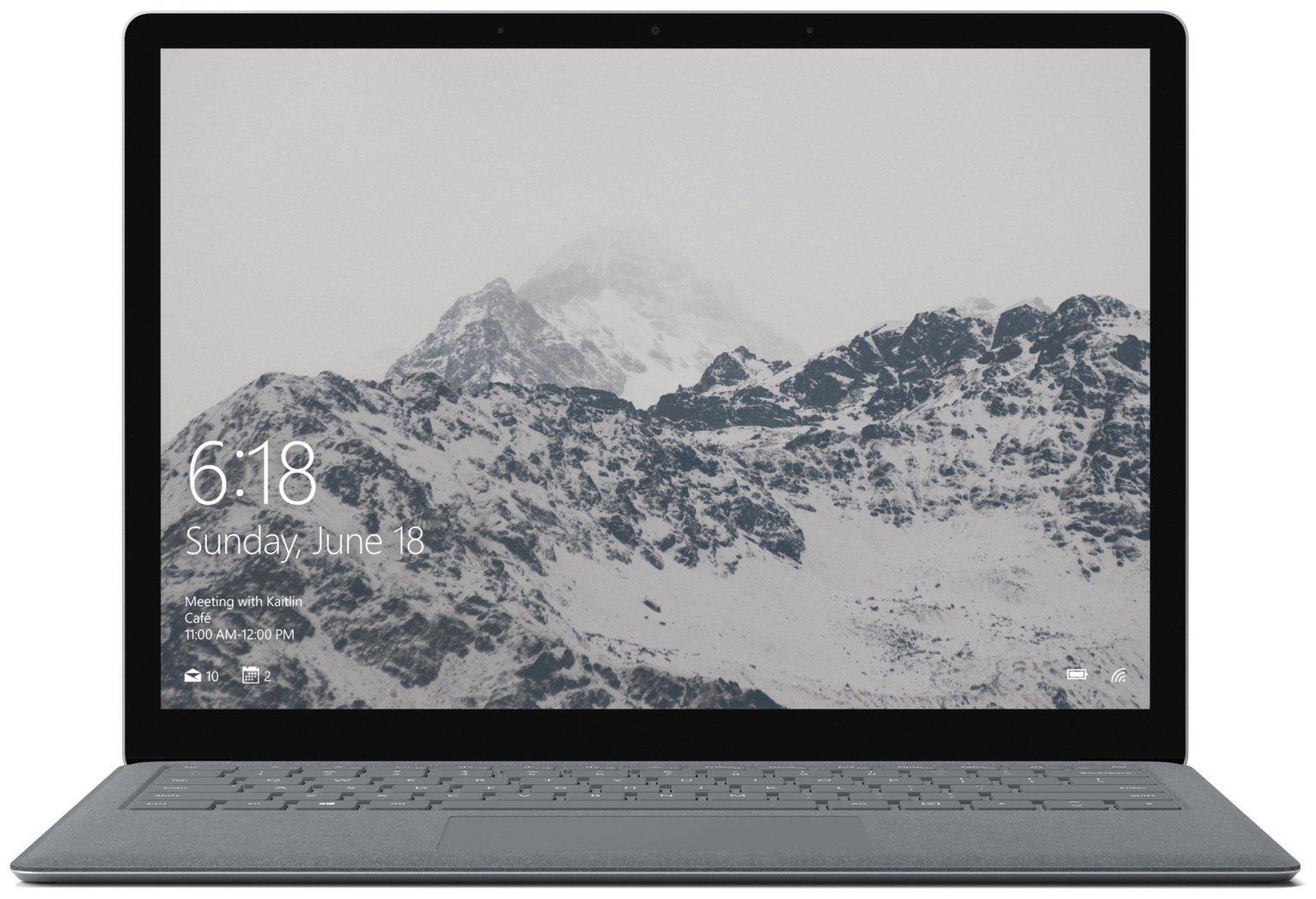 Microsoft surface Microsoft Surface 13.5 Inch i5 8GB 256GB Laptop - Platinum