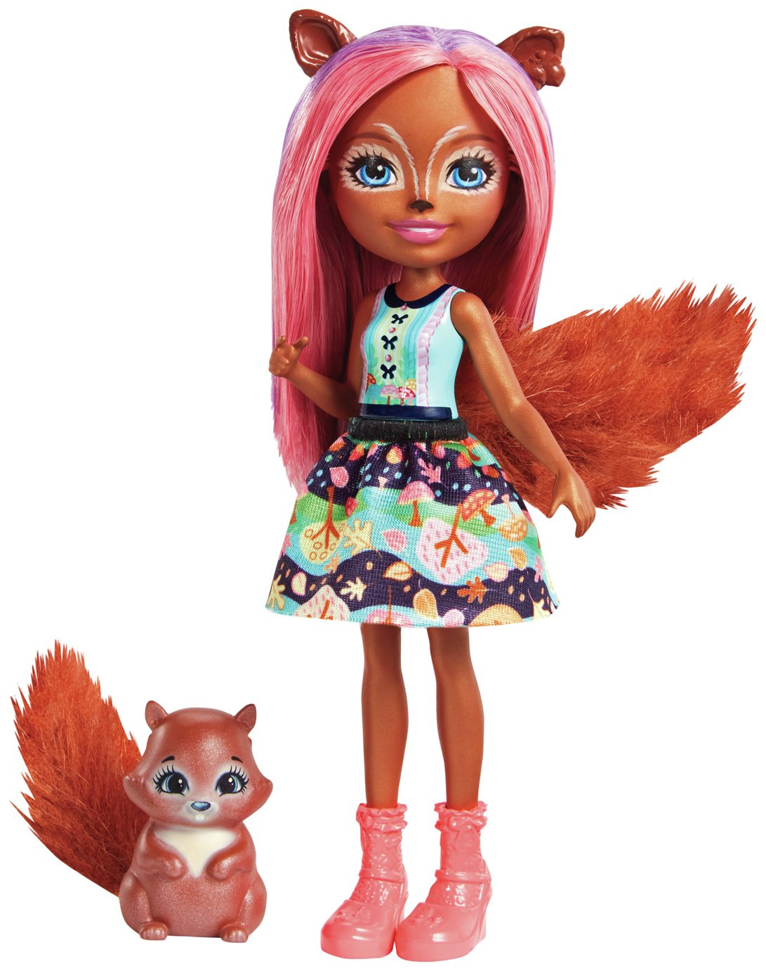 Enchantimals Sancha Squirrel Doll