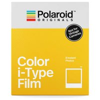 Polaroid Originals 4668 Instant Colour Film - 8 Pack