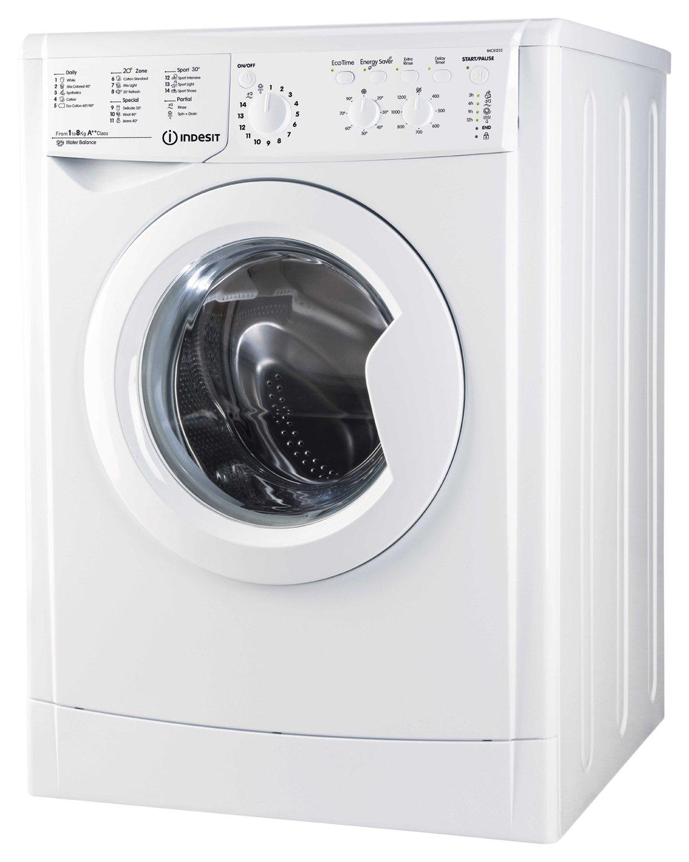 'Indesit Iwc81252 8kg Washing Machine - White
