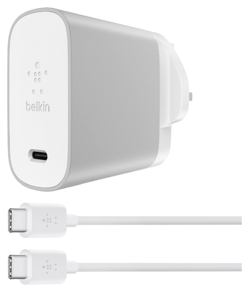 Image of Belkin 45W USB C Charger and Cable