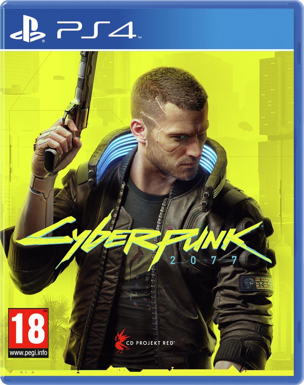 Cyberpunk 2077 PS4 Pre-order Game
