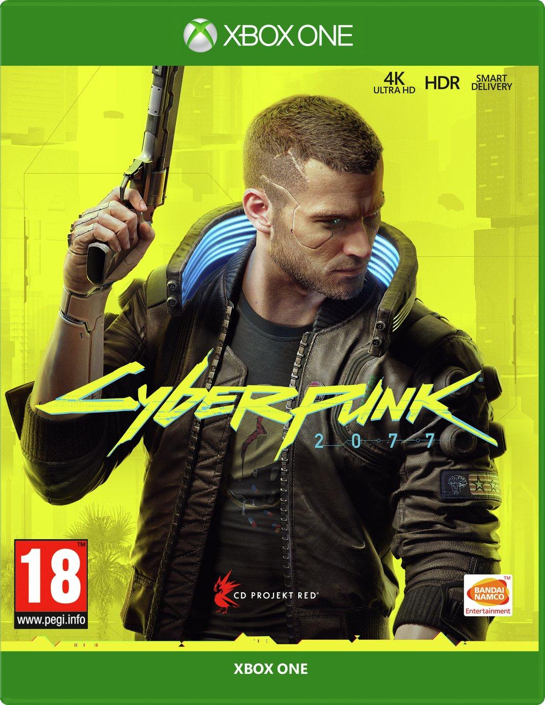 Cyberpunk 2077 Xbox One Pre-order Game