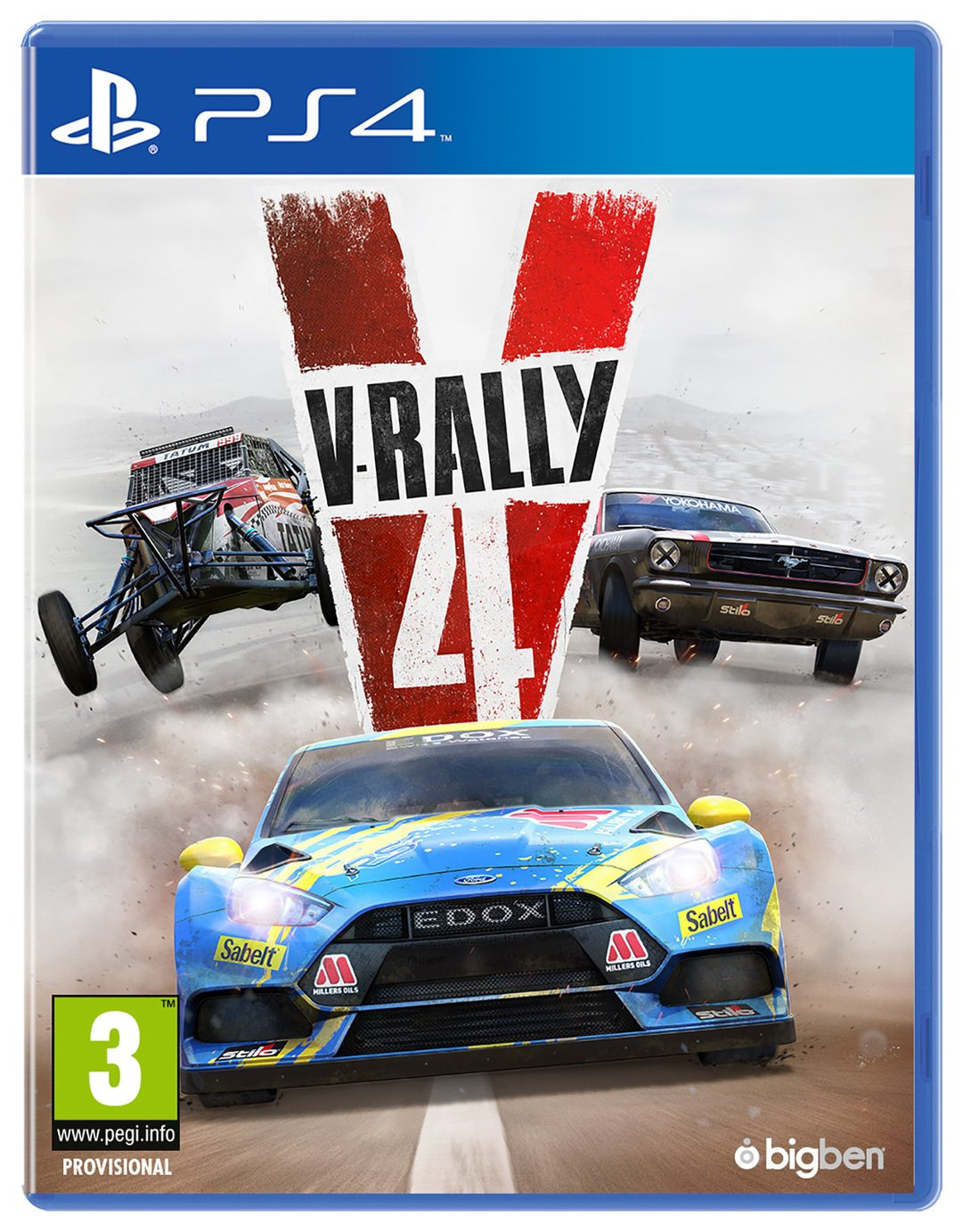 V Rally 4 PS4 Pre-Order Game