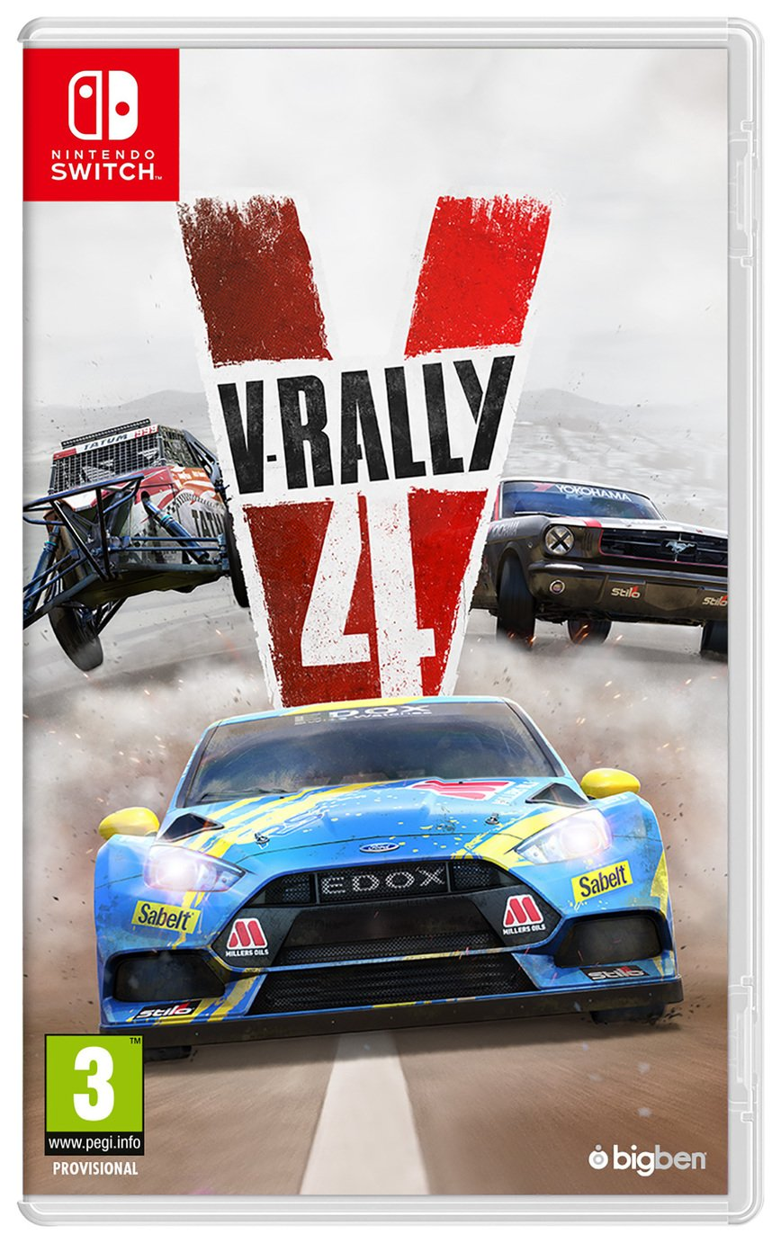 V Rally 4 Nintendo Switch Pre-Order Game