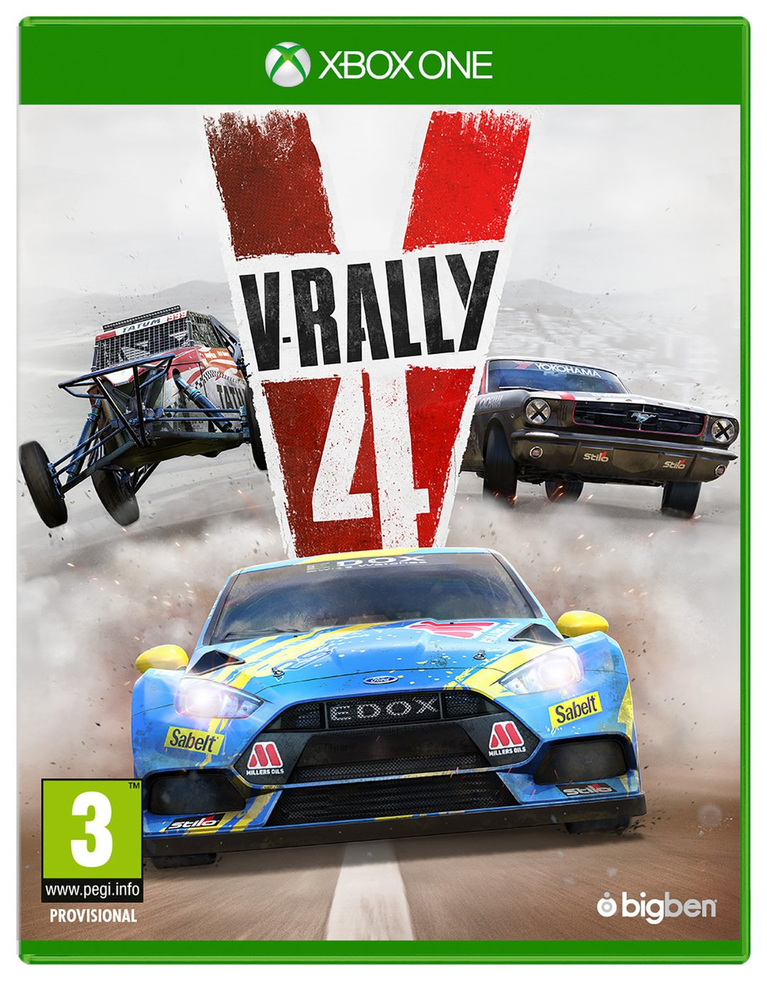 V Rally 4 Xbox One Pre-Order Game