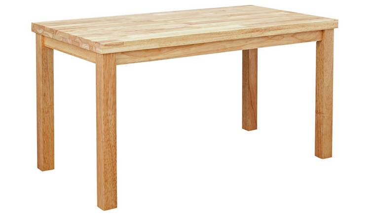 Argos Home Gloucester Solid Wood Coffee Table - Natural