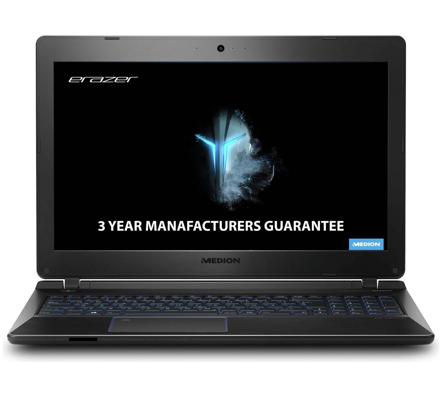 Medion P6689 15 Inch i5 8GB 1TB GTX1050 Gaming Laptop