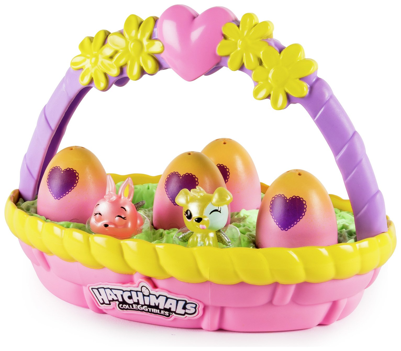 Hatchimals CollEGGtibles Spring Basket
