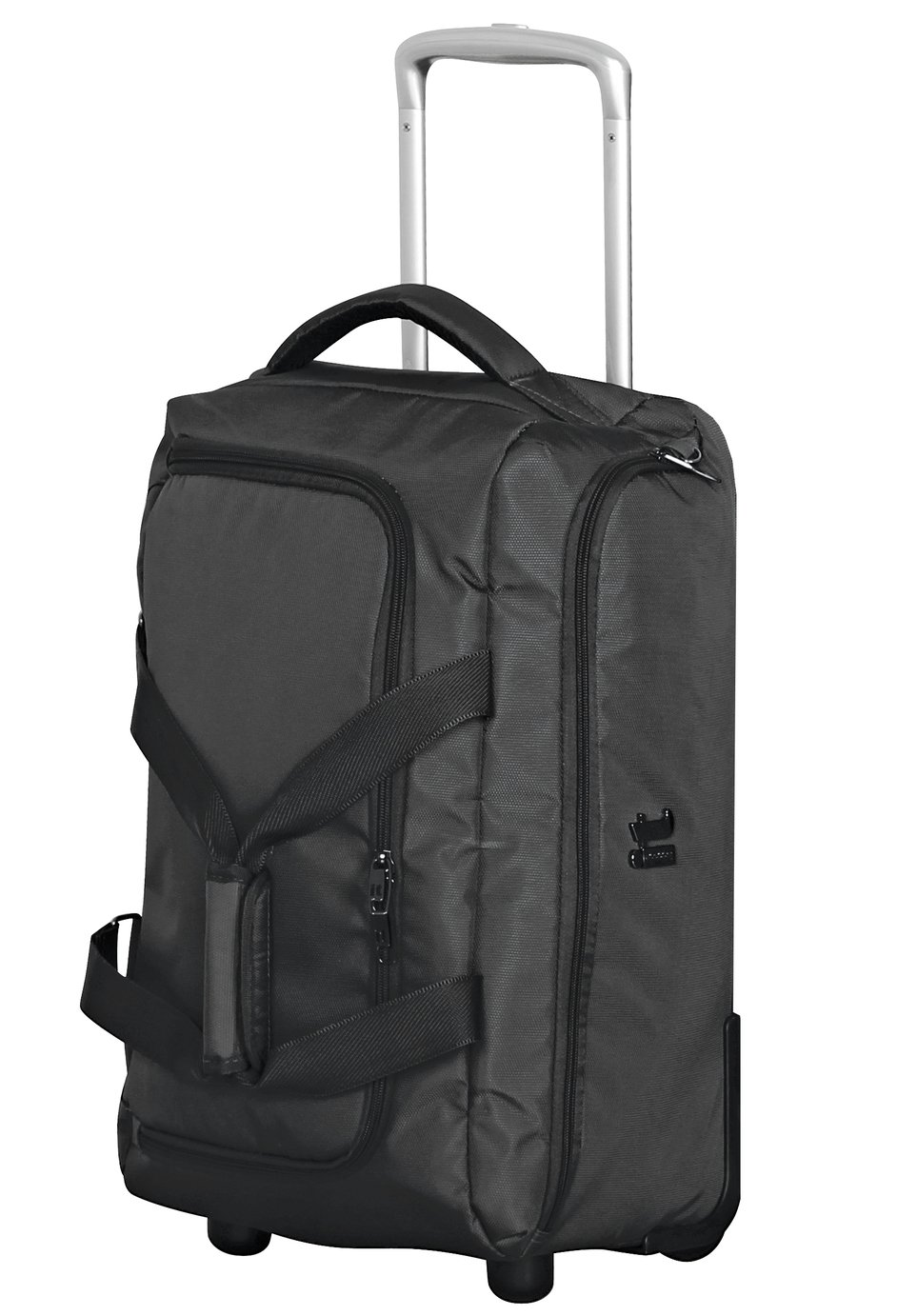 it Luggage Megalite Small Black Wheeled Holdall