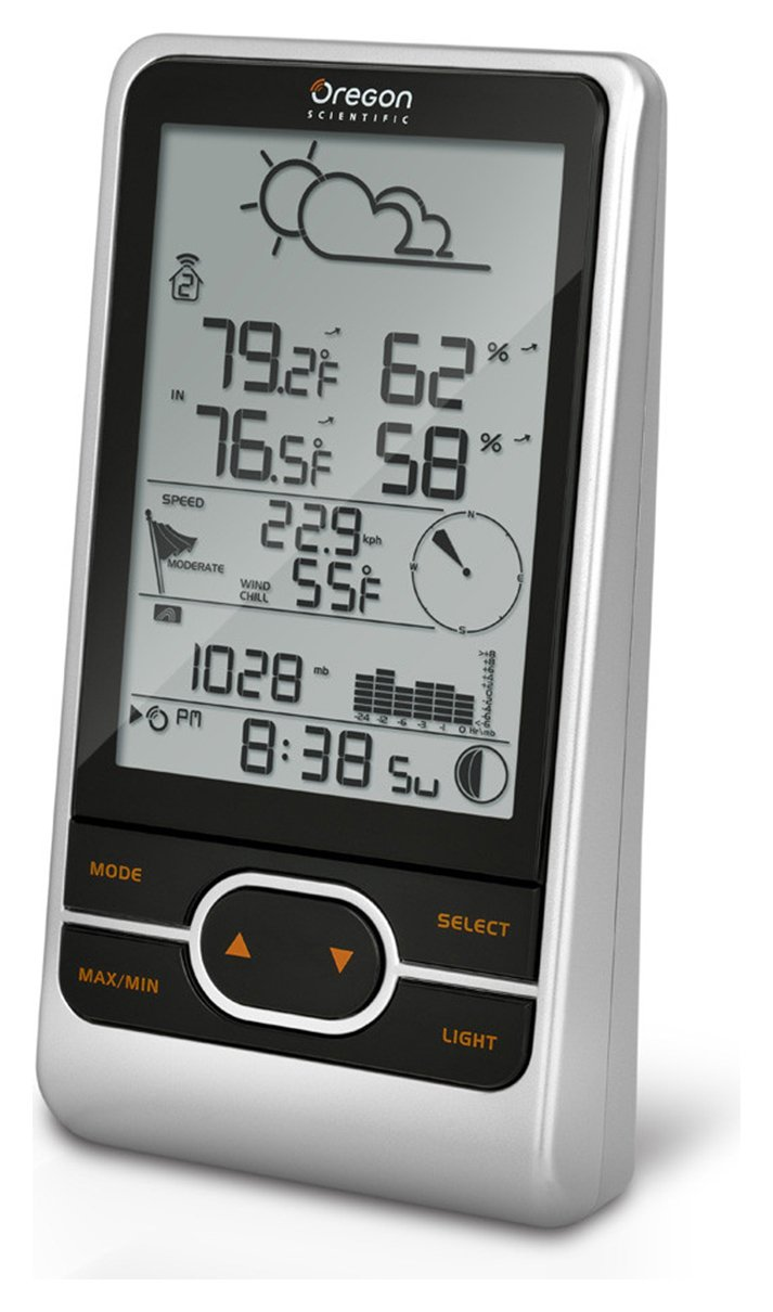 Oregon WMR86N Complete Home Weather Station