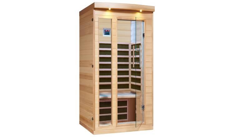 Sehr Buy Canadian Spa Company Chilliwack 1 Person 50HZ Far Sauna EJ45