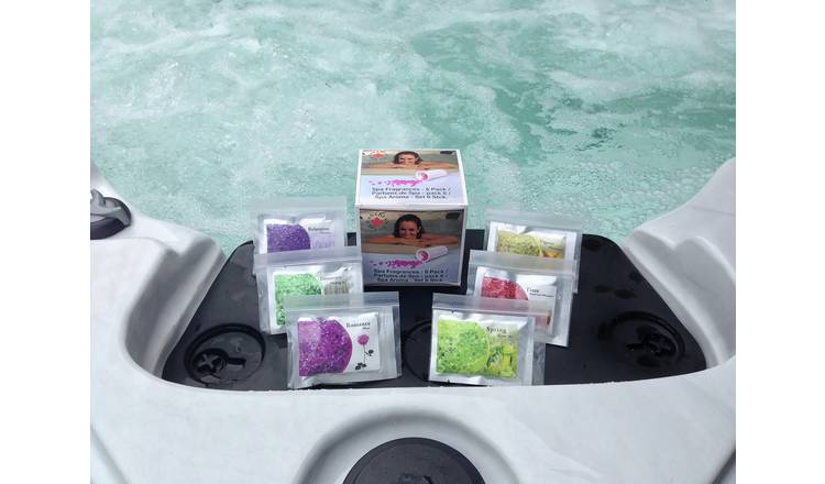 Canadian Spa Company Hot Tub Aromatherapy Spa Scents -6 pack