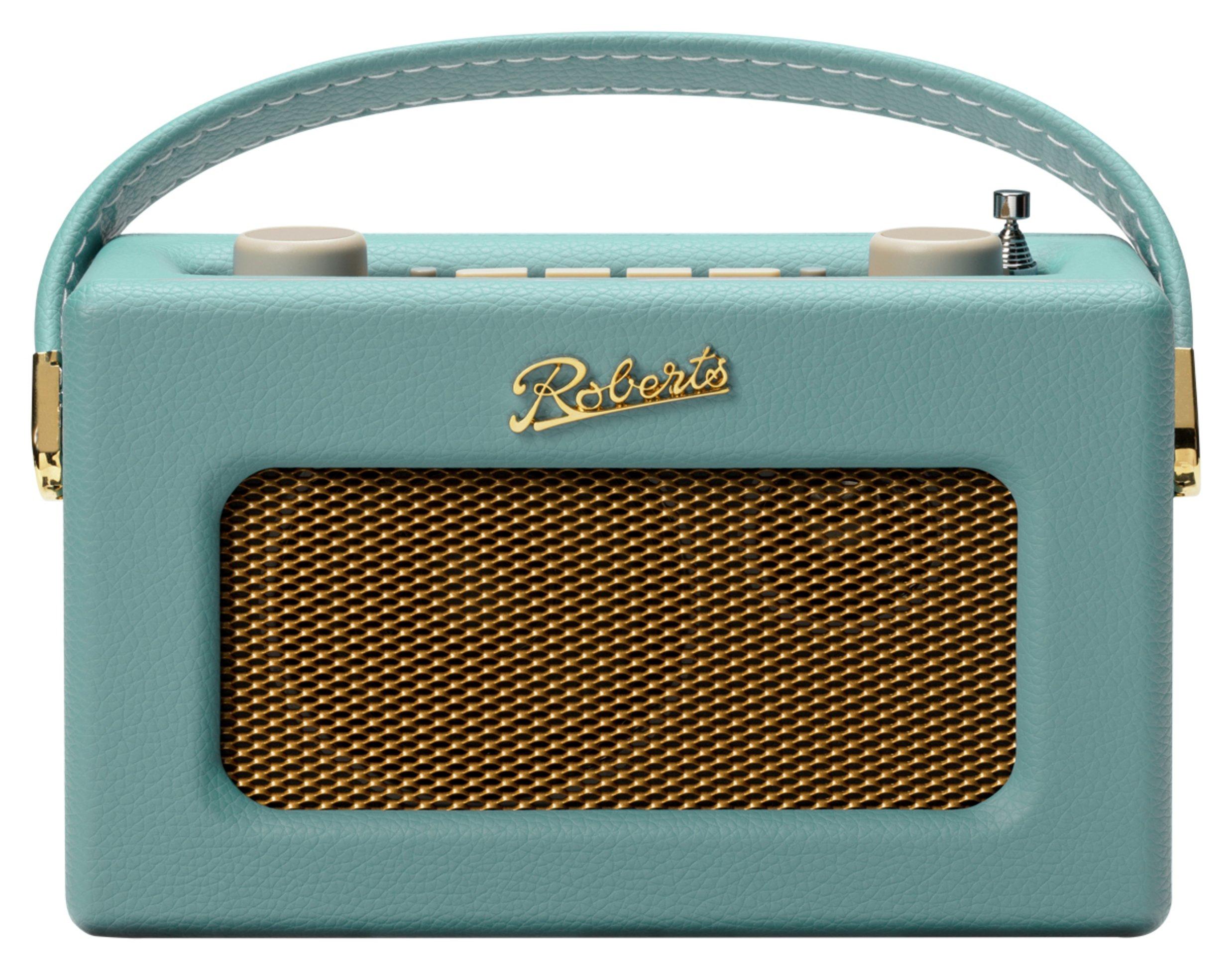 Roberts Revival Uno DAB / DAB+ / FM Radio - Duck Egg