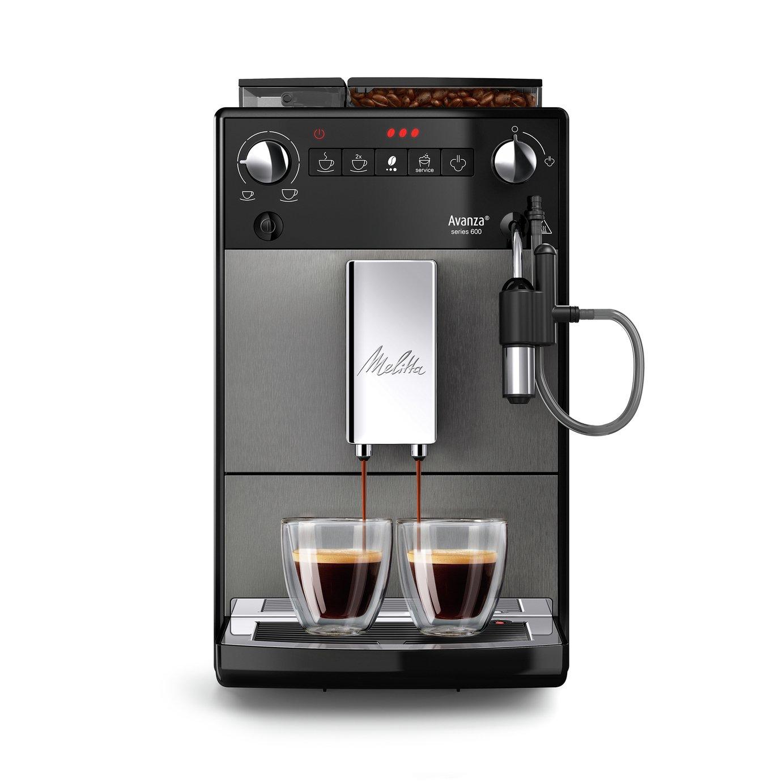 Melitta F270-100 Avanza Bean to Cup Coffee Machine