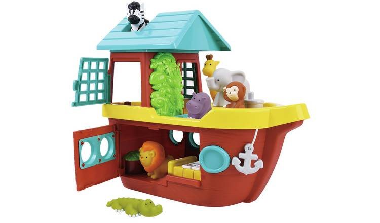 Chad Valley Tots Town Noah's Ark Playset