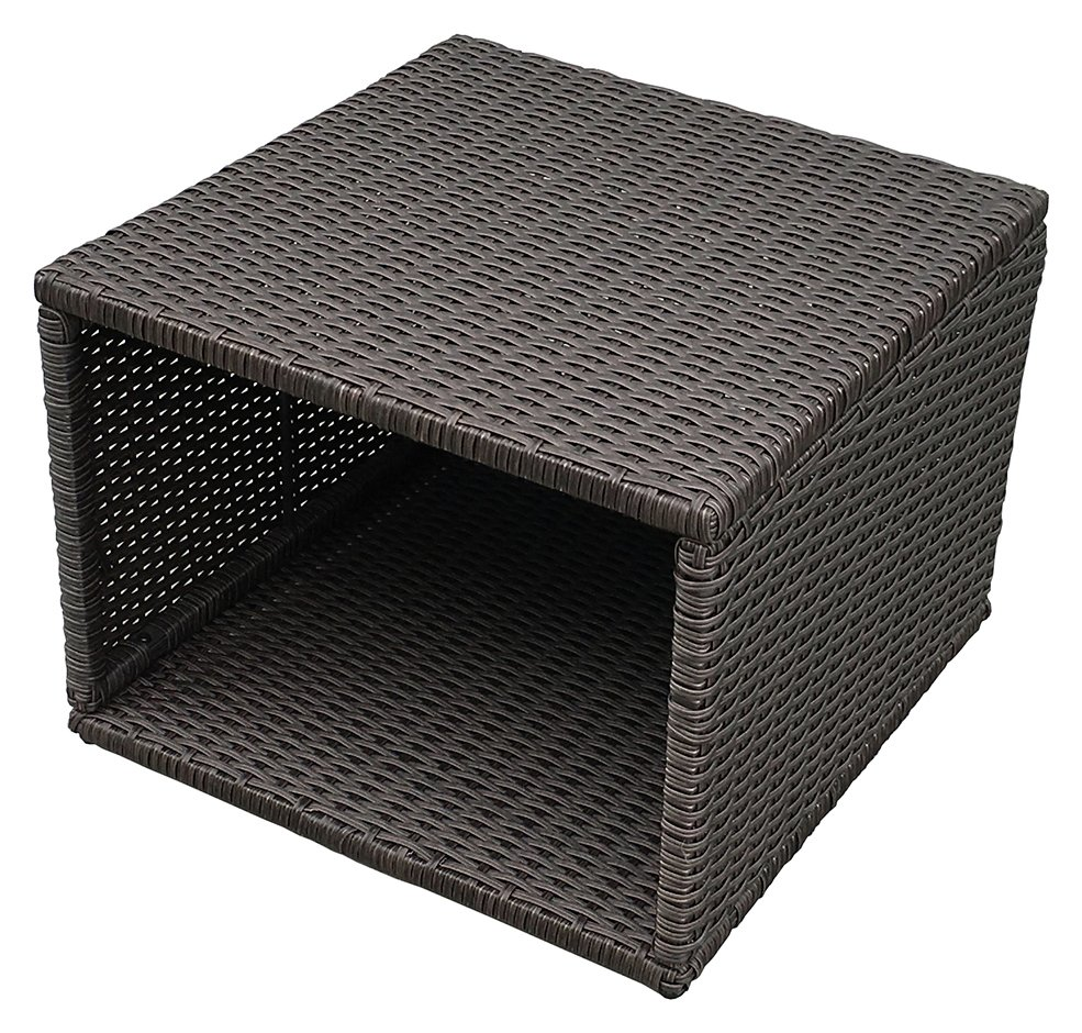Canadian Spa Side Table Square Surround Furniture at Argos review