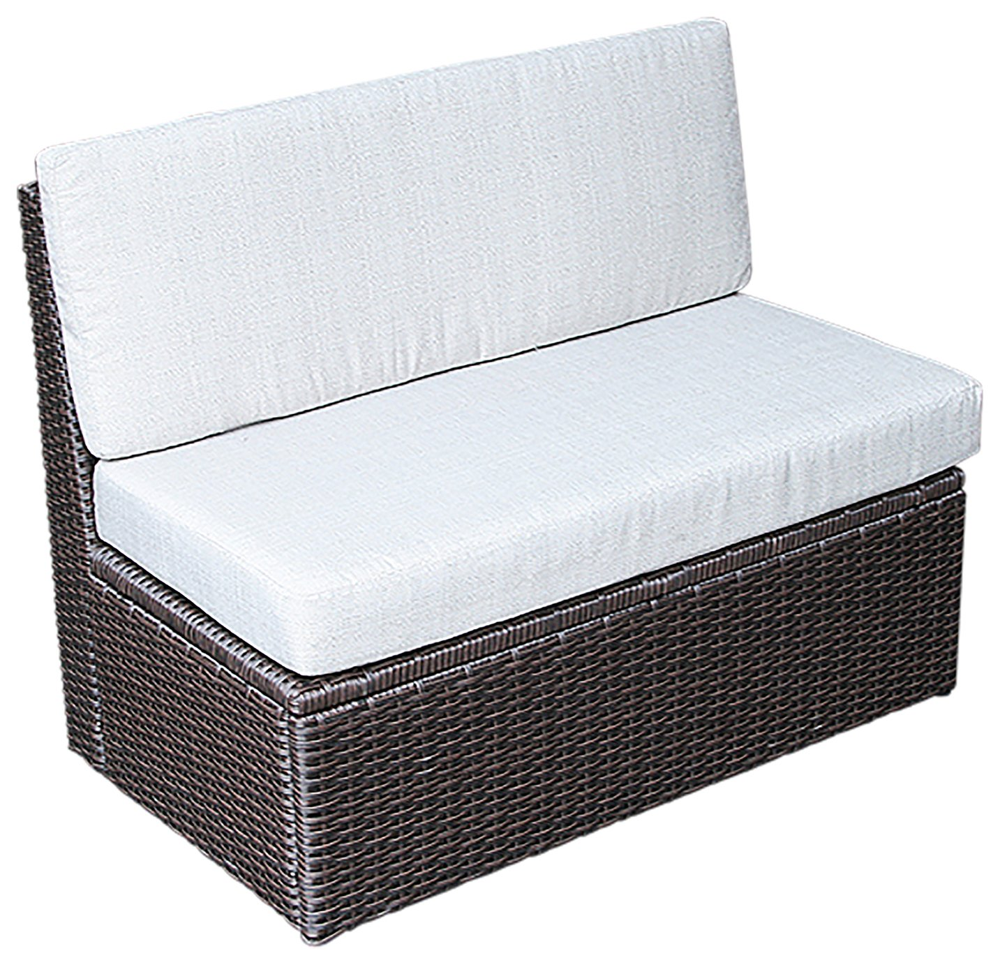 Canadian Spa Love Seat Square Surround Furniture at Argos review