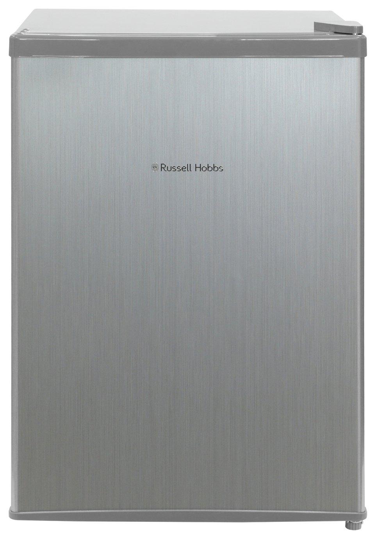 Russell Hobbs RHTTF67SS Mini Fridge - Stainless Steel