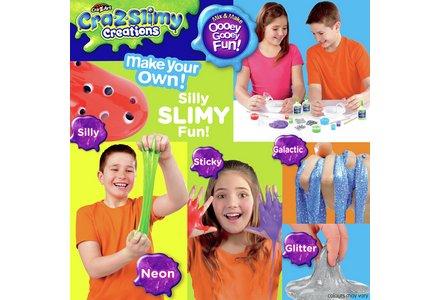 Cra-Z-Slimy Deluxe Slime Kit