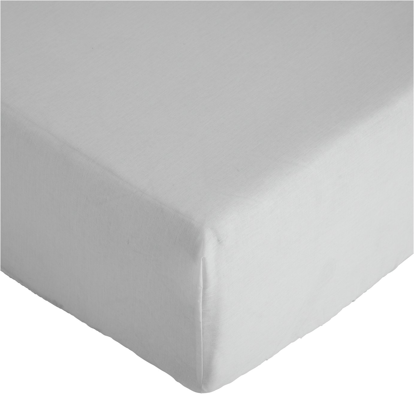 Argos Home White Fitted Sheet review