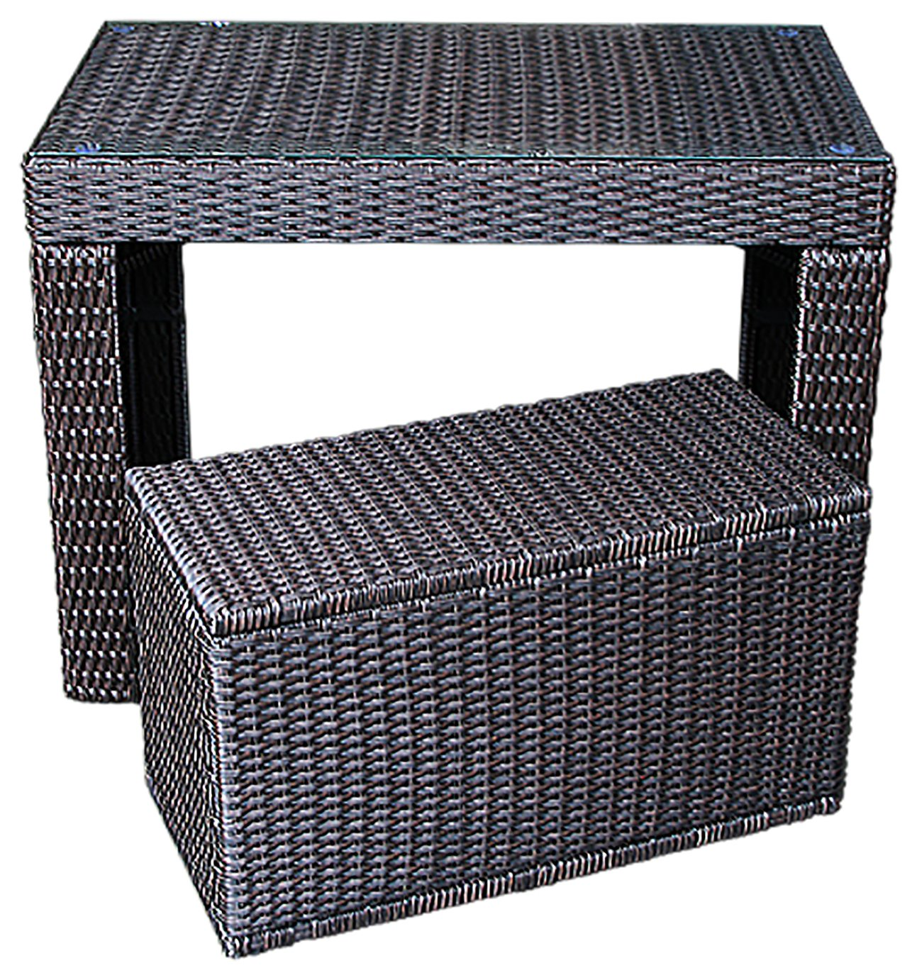 Canadian Spa Straight Bar Set Square Surround Furniture at Argos review