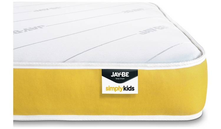 JAY-BE Pocket Sprung Kids Single Mattress