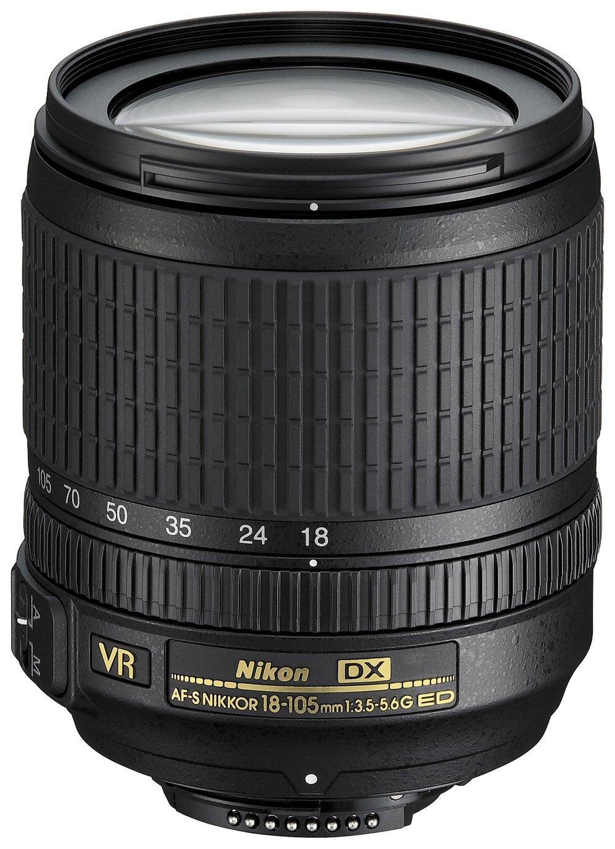 Nikon AF-S DX NIKKOR 18mm-105mm f/3.5-5.6G VR Lens review