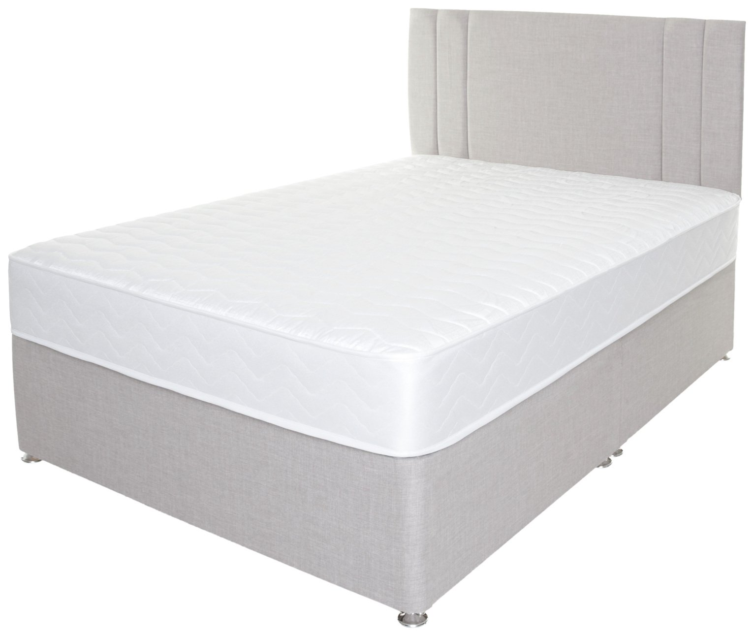 Airsprung Henlow 1200 Pocket Memory Divan Set - Double