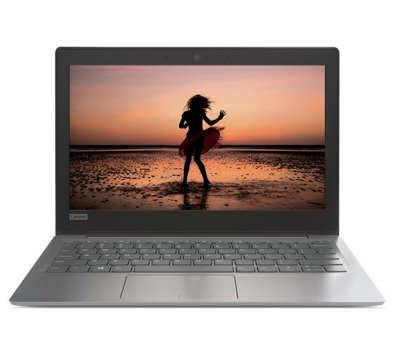 Lenovo IdeaPad 120S 11.6 In Celeron 4GB 32GB Cloudbook Grey