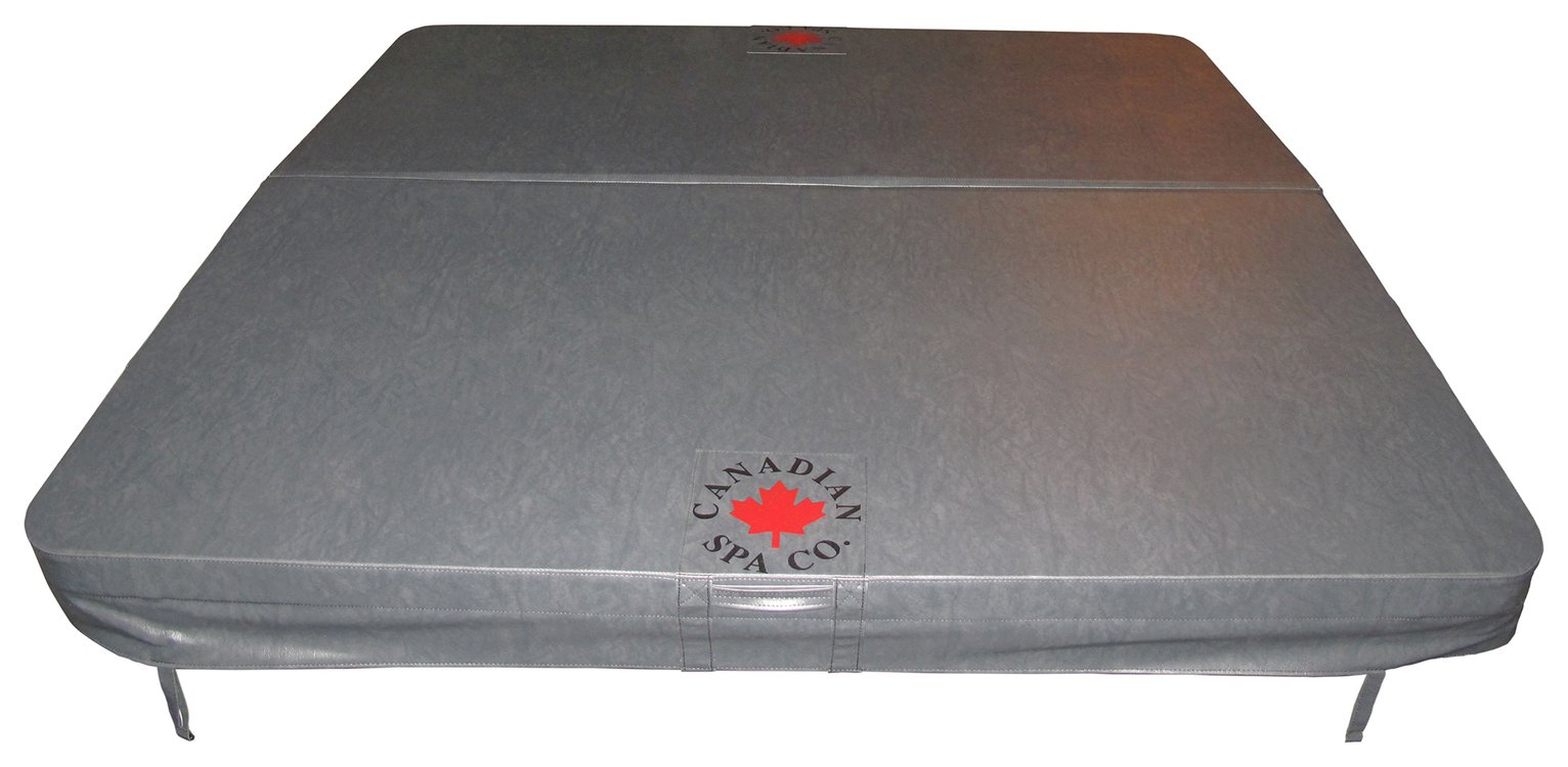 Canadian Spa Company Proline Grey Cover 223 x 223cm
