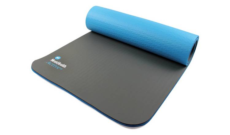 Men's Health 12mm Thickness Yoga Exercise Mat