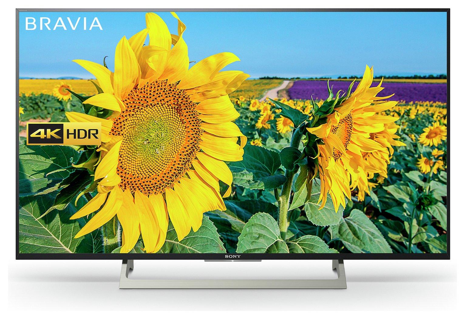 Sony Sony 43 Inch KD43XF8096BU Smart 4K Ultra HD TV with HDR