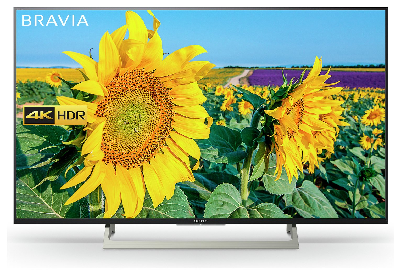 Sony Bravia 49 Inch KD49XF8096 Smart 4K Ultra HD TV with HDR