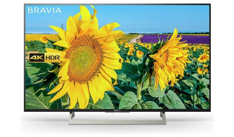 0c0fa39070e Sony Bravia 55 Inch KD55XF8096 Smart 4K Ultra HD TV with HDR