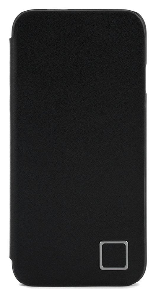 Proporta iPhone 6+/6S+/7+/8+ Leather Folio Case - Black
