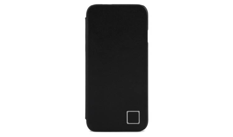 timeless design 0a2ff e69d0 Buy Proporta iPhone 6+/6S+/7+/8+ Leather Folio Case - Black | Mobile phone  cases | Argos