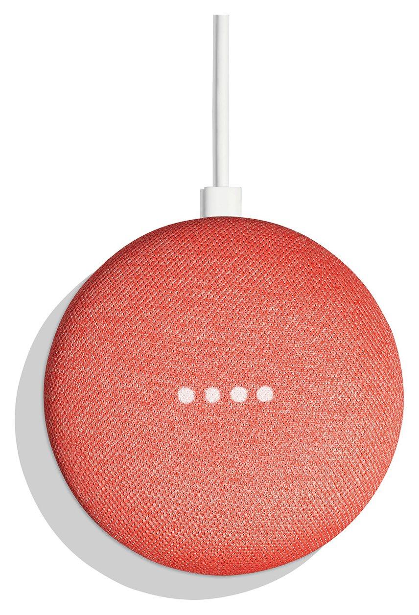 Google Home Mini - Coral