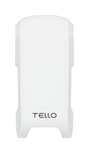 Ryze Tello Drone Snap on Top Cover - White