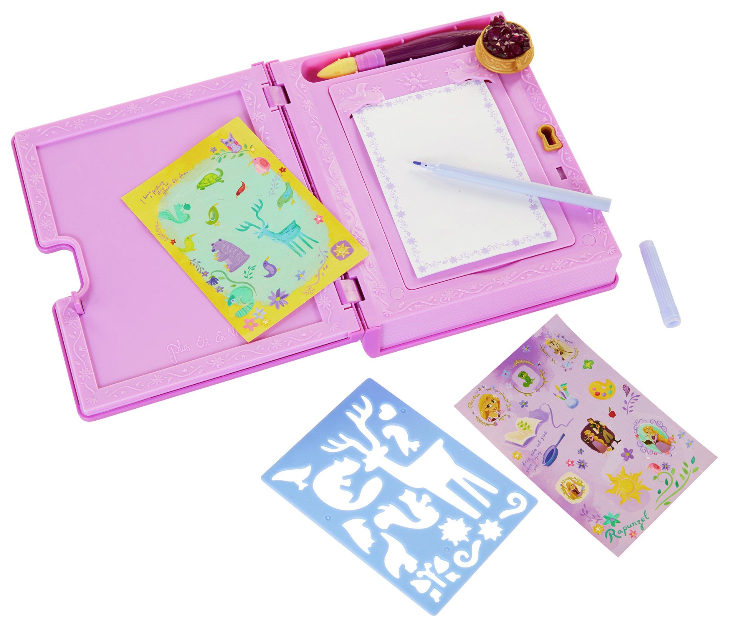 Disney Princess Tangled Rapunzel's Secret Journal