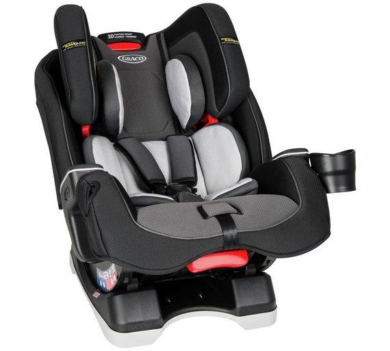 Graco Milestone LX Groups 0 1 2 3 Car Seat