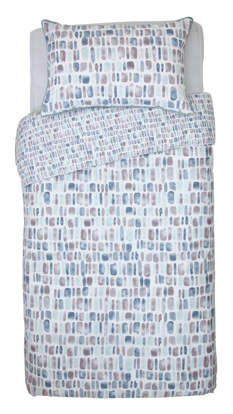 Argos Home Mark Making Bedding Set - Single