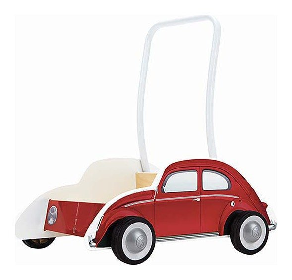 Image of Hape VW Classic Buggy Walker - Red