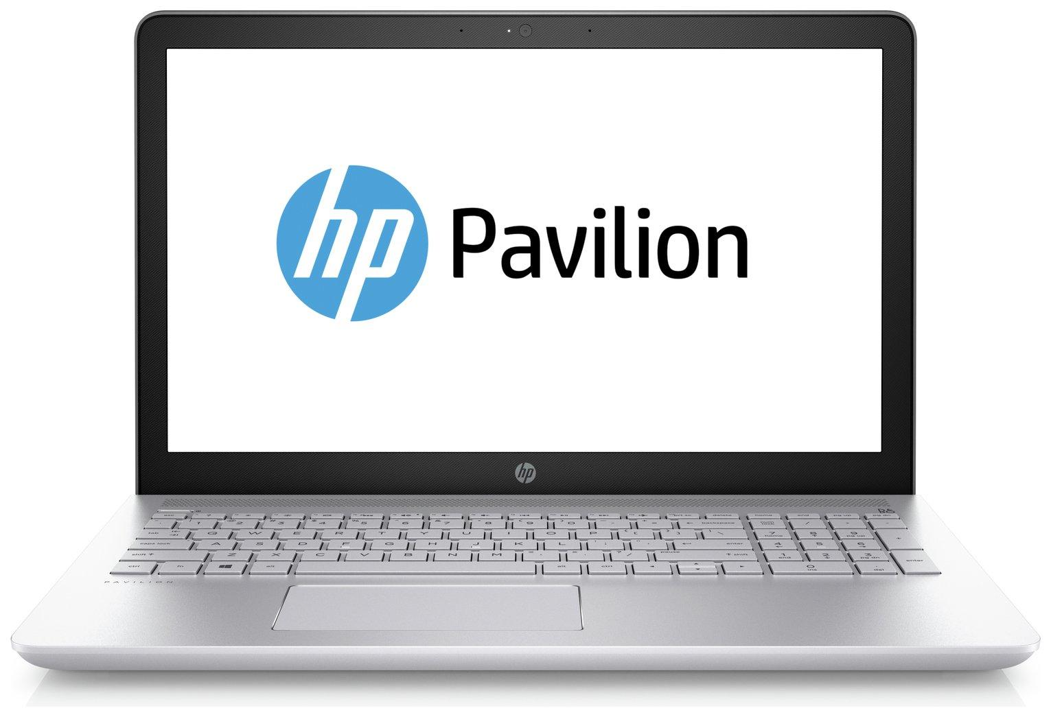 HP Pavilion 15.6 Inch Intel i3 8GB 1TB Laptop