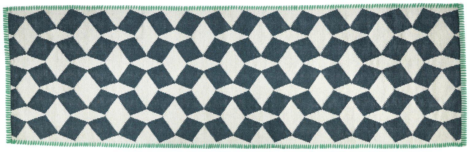 Habitat Tiles Runner - 75x250cm