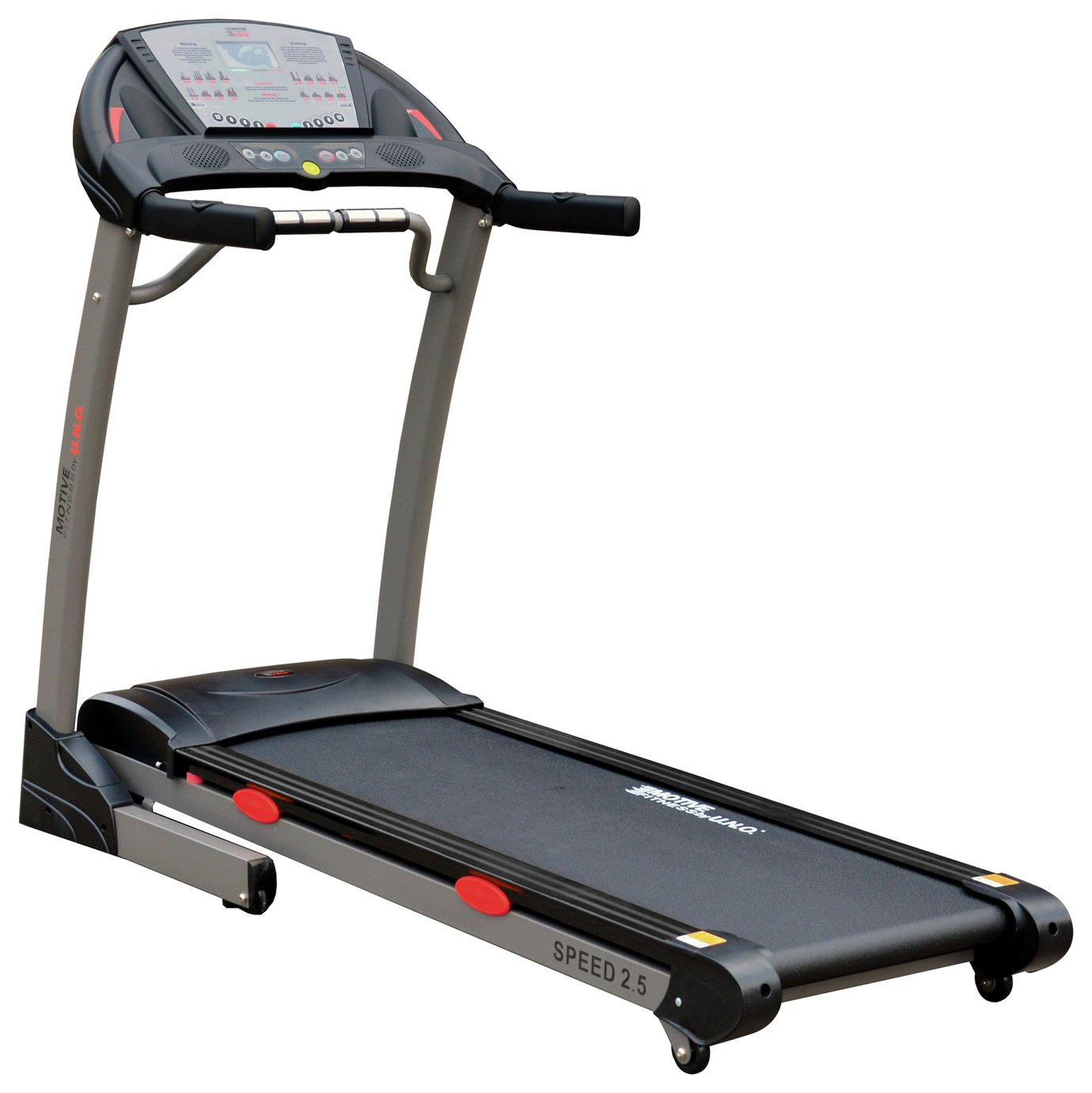 Motivefitness by Uno Speed 2.5 Treadmill