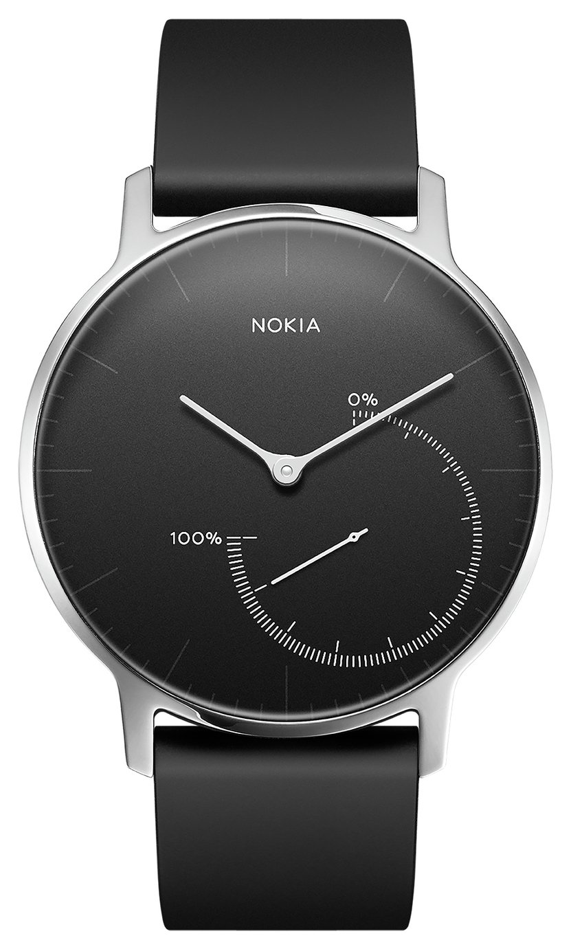 Nokia Steel Smart Watch - Black